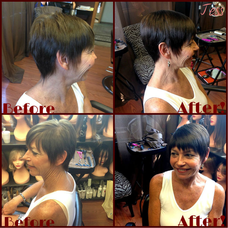 JESSICA: BEFORE + AFTERS