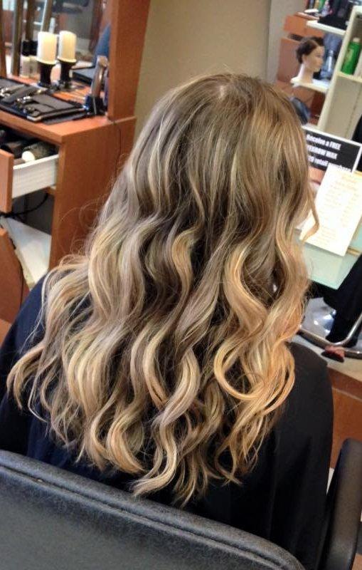 Blonde Beach Wave by Miranda
