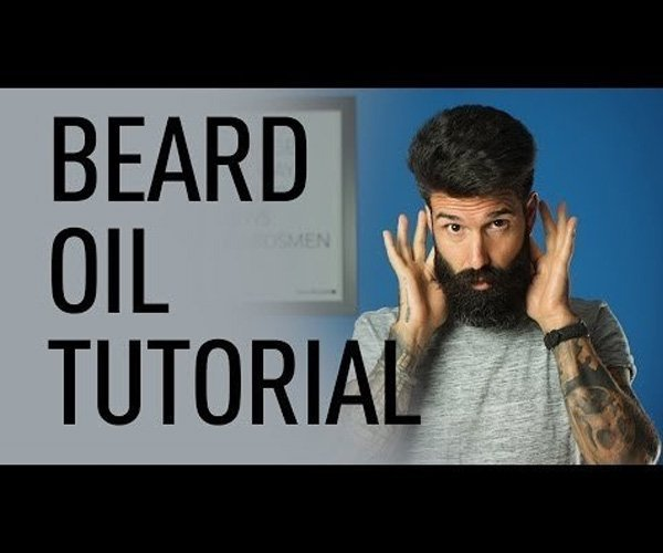 Beard Oil Tutorial