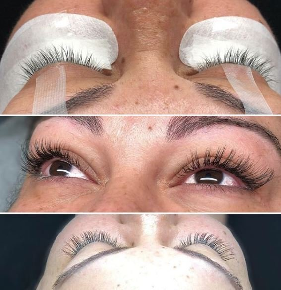 Traditional Lashes