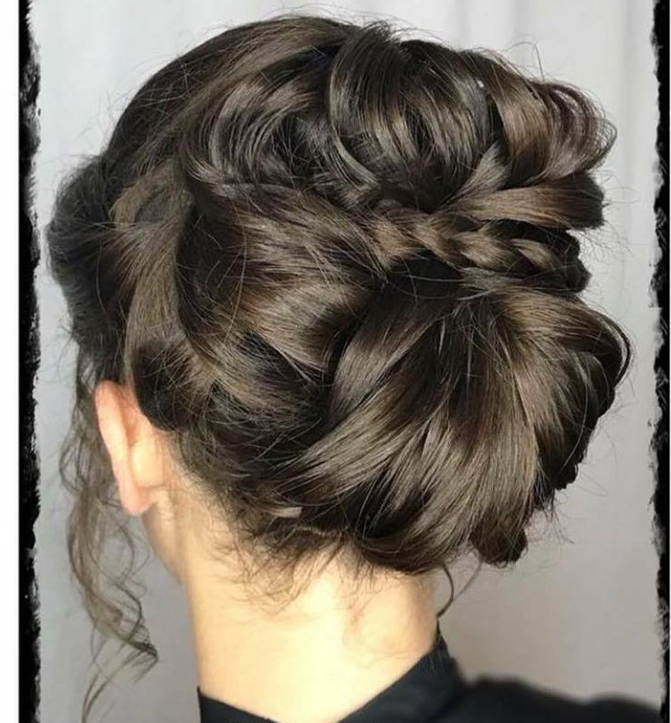 Updo / Wedding Hair