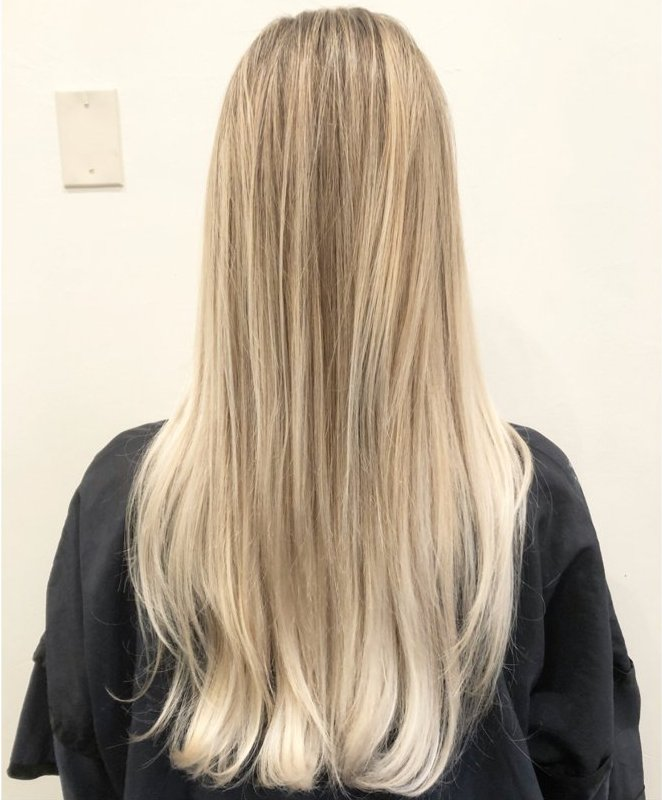Icy Blonde by Caitlin G