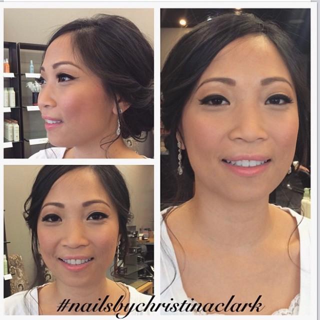 Hair & Makeup Wedding Trial