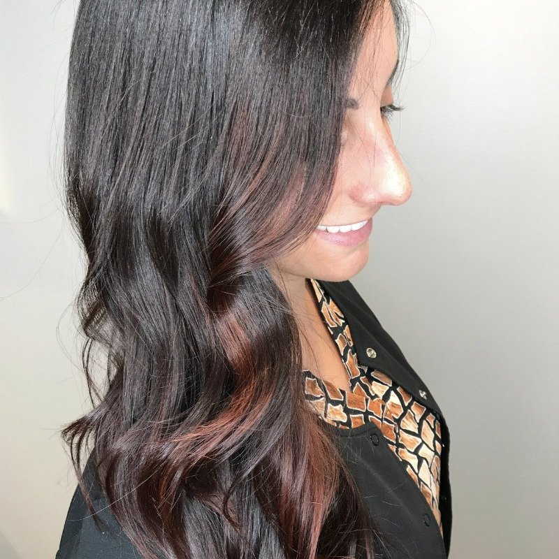Studio Seven - Gloss isn't just for your lips anymore! Ask your colorist how to get luminous shine at your next visit!