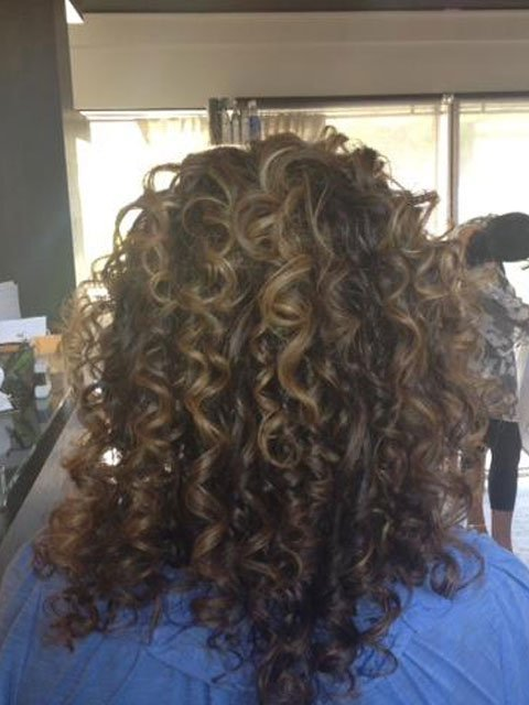 Gorgeous Curls by Joe