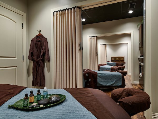 Adjoining Spa Rooms