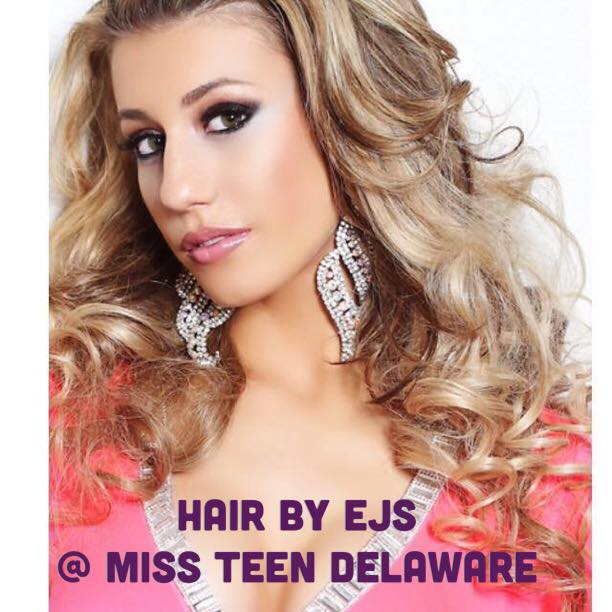 Miss Teen Delaware Haircolor & Extensions