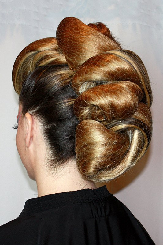 Formal Hairstyling