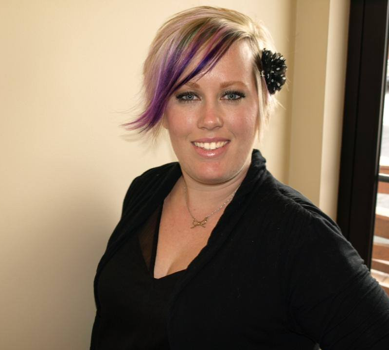 Jessica Greif, Salon Manager