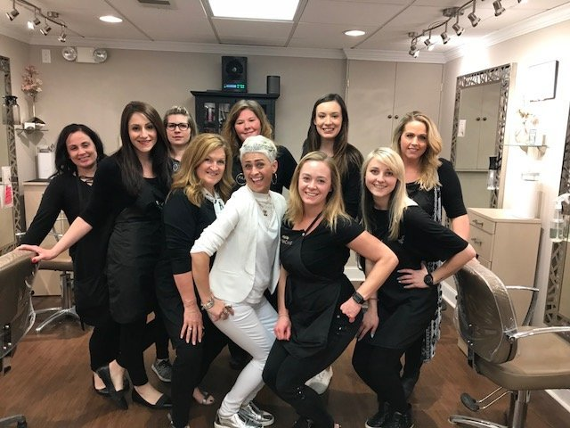 Michelle Patton Cutting Class April 2018