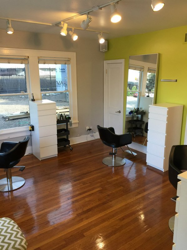 Check out our salon!