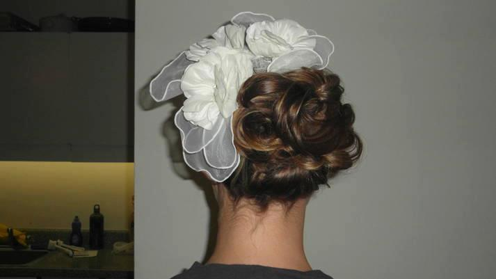 Bridal Hair by Sarah