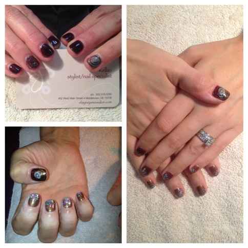 Gelish Nail Designs