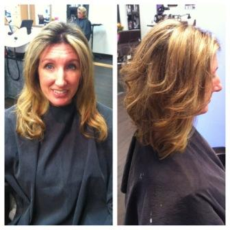 Before & After by Brittney K!