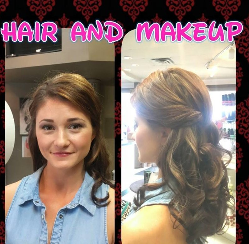 Hair and Make up by Melissa
