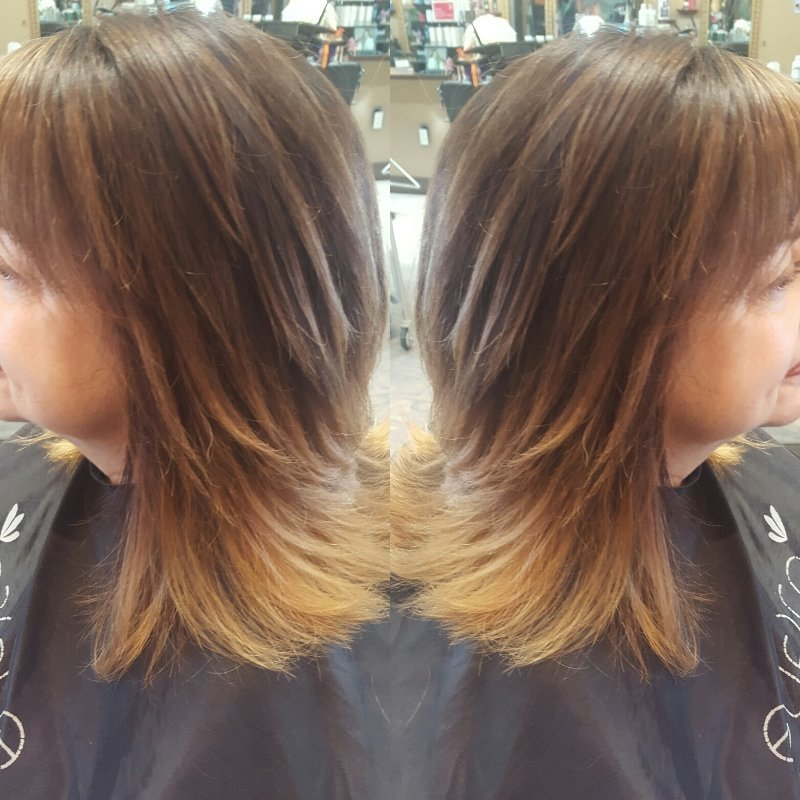 Ombre by Linda