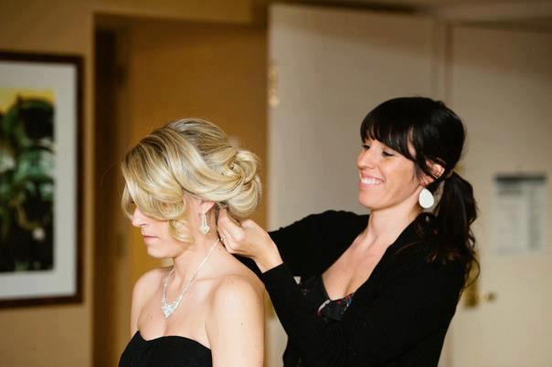 Finishing Touch Bridal Hair