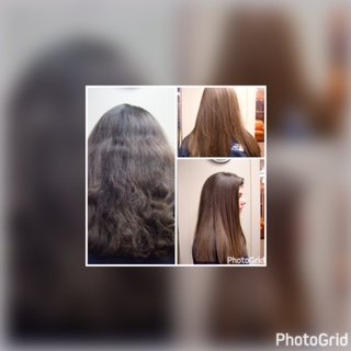 Keratin Concept - Keratin Straightening by Lisa for Molly