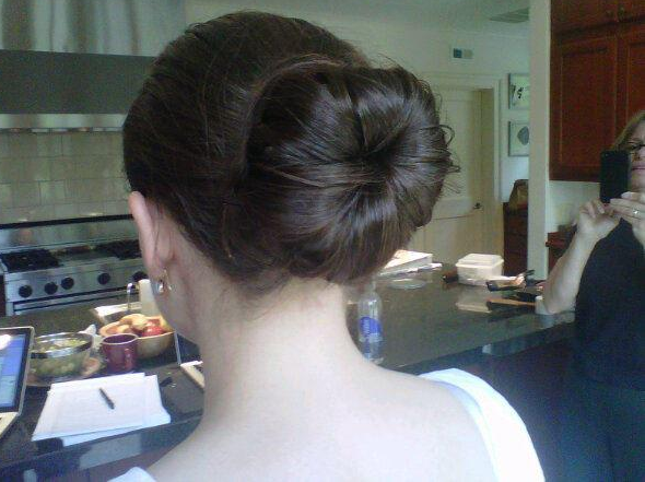 Bridal Hair by Cristina