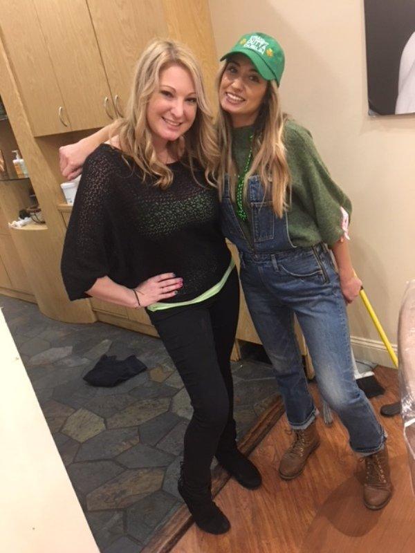 Lena & Heather