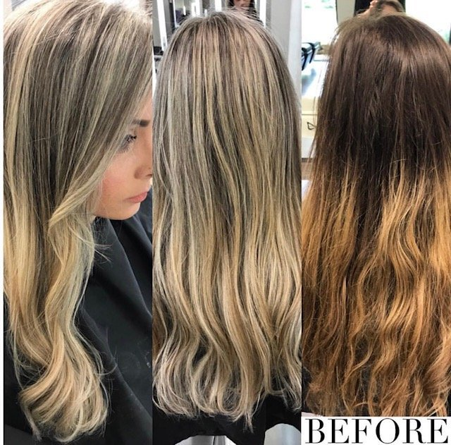 Studio Seven - Color and Cut by Jill - Beautiful transformation!