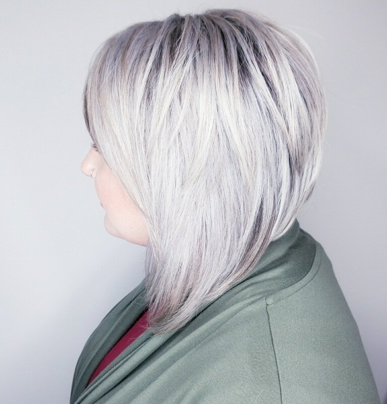 Studio Seven - Majirel Metals by our level four stylist - Cassidy