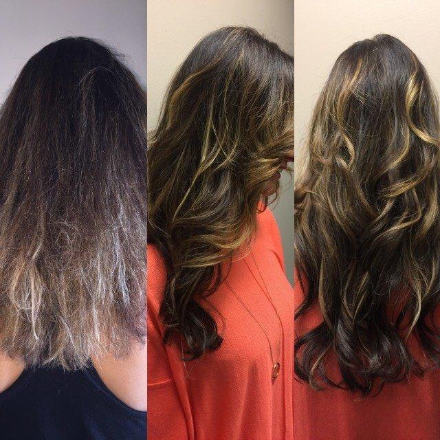 Hair Extensions Salon Services In Wayne Pennsylvania Salon Dartiste