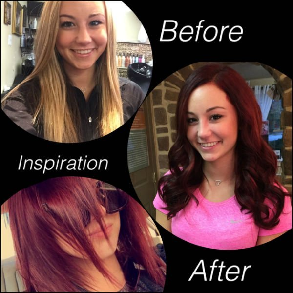 Elements of Style Before & After