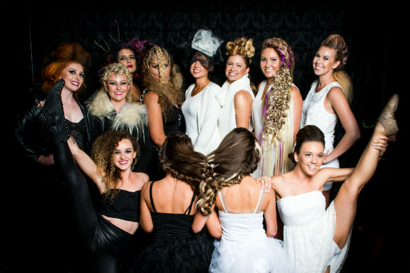 Hair Wars 2015 Winners - All the models from Hair Wars 2015