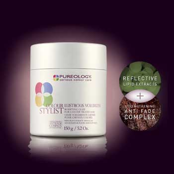 Pureology Lustrous Volumizer Bodifying Glaze for Colour-Treated Hair