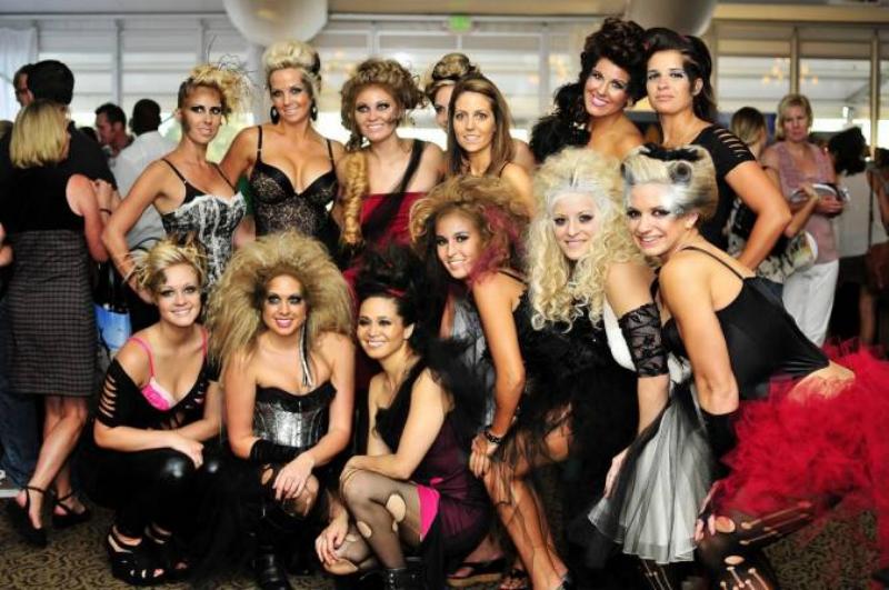 Hair Wars 2012 - Hair Wars 2012