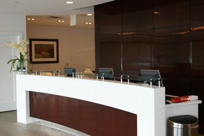 Guest Relations Desk