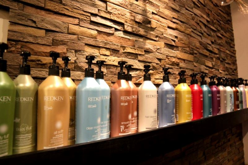 Exclusively Redken & Pureology