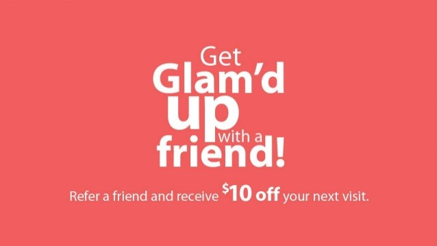 Love Your New Look? Refer A Friend!