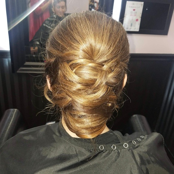 Updo Style