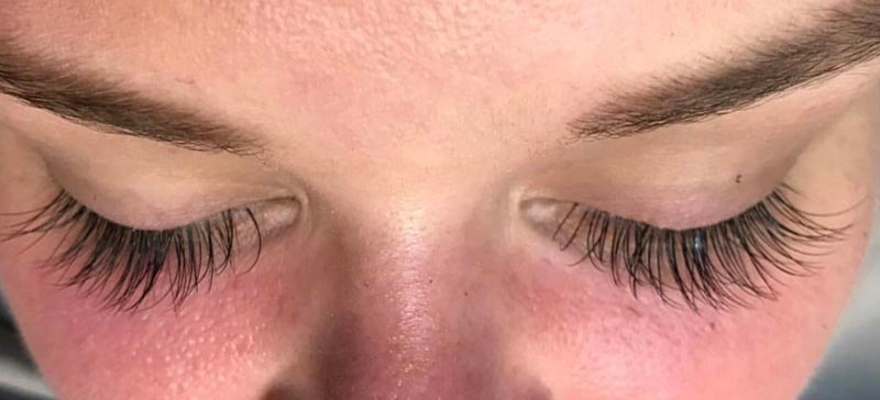 Lashes Extensions by Abby