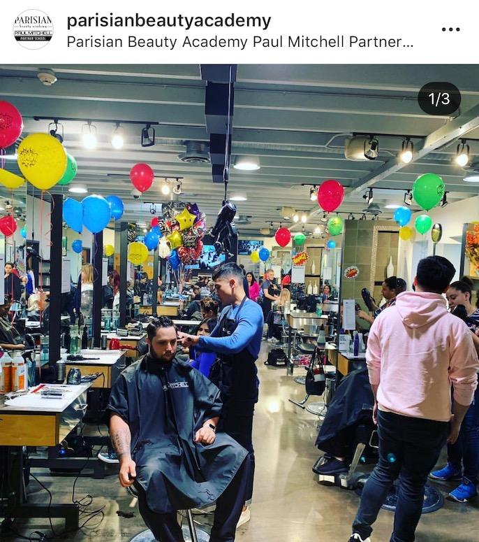 Reviews for Parisian Beauty Academy A Paul Mitchell Partner