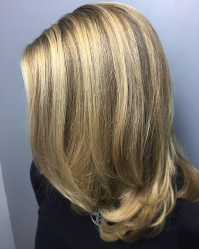 Cut and Highlight by Jenni