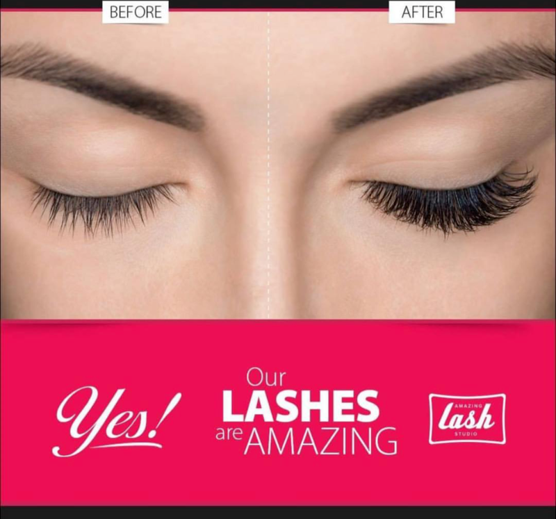 Our Lashes are AMAZING!