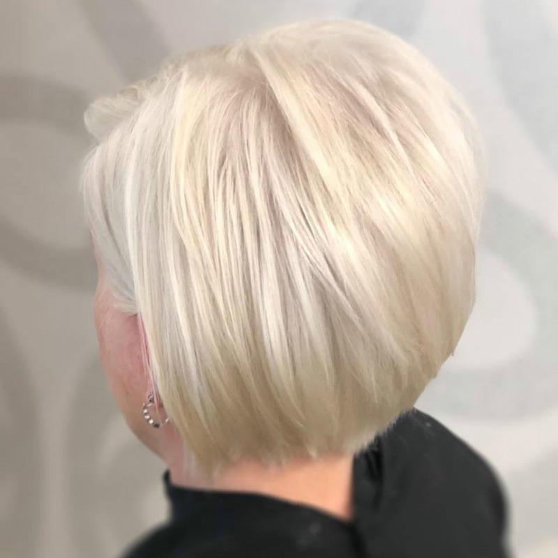 Studio Seven - Solid blonde by Jill