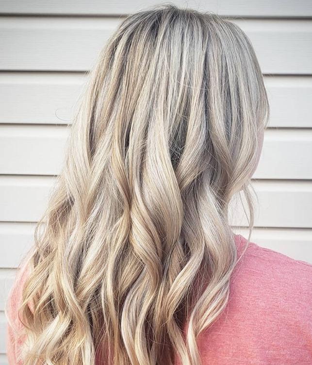 All over blonde Illumination