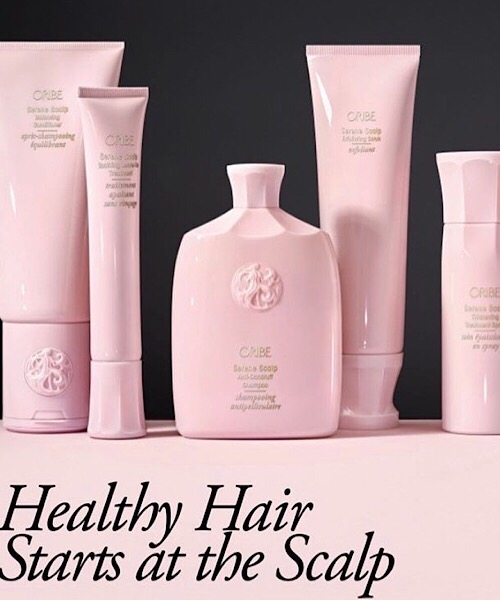 Oribe Serene Scalp Collection